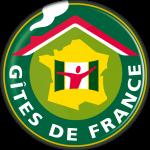 Logo gite en Auvergne labélisé Gites de France